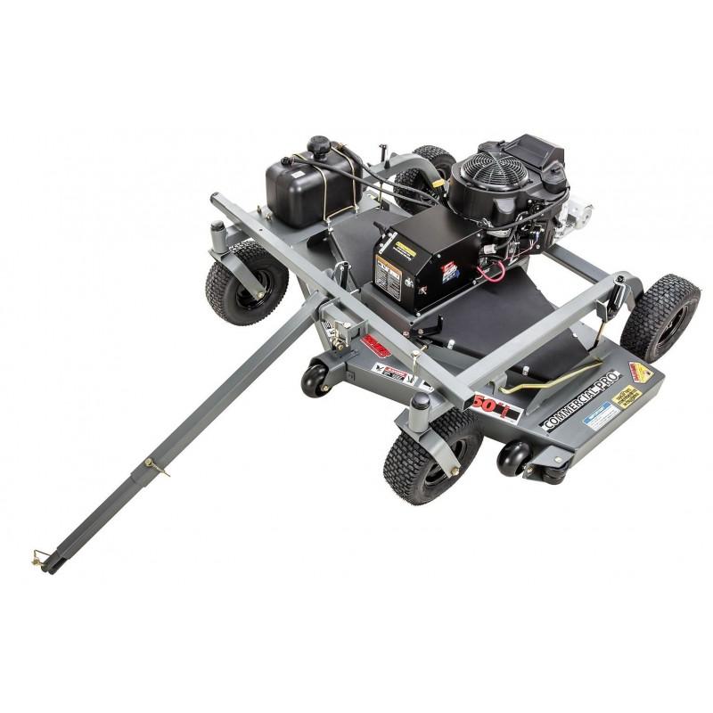 "60"" Fast Finish 14.5 HP 12V, Kawasaki, Finish Cut Trail Mower(FC14560CPKA)"