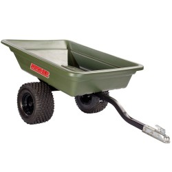 Swisher 16 Cubic Ft Poly Cart(12007)
