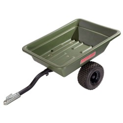 Swisher 20 Cubic Ft Poly Cart(12008A)