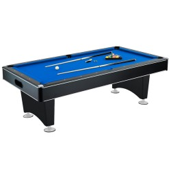 Blue Wave Hustler 8 Ft. Pool Table (NG2520PB)
