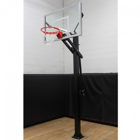 "Gared Adjustable Basketball, 5"" Square Post, 42"" x 60"" (GP7G54)"