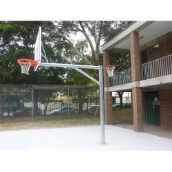 Gared HOOPLA™ Combo Netball/Basketball System (BNB24P)