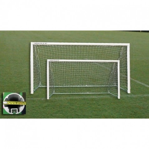 Gared Small Sided 9-A-SIDE Soccer Goal, 7'x16' (SG94716)