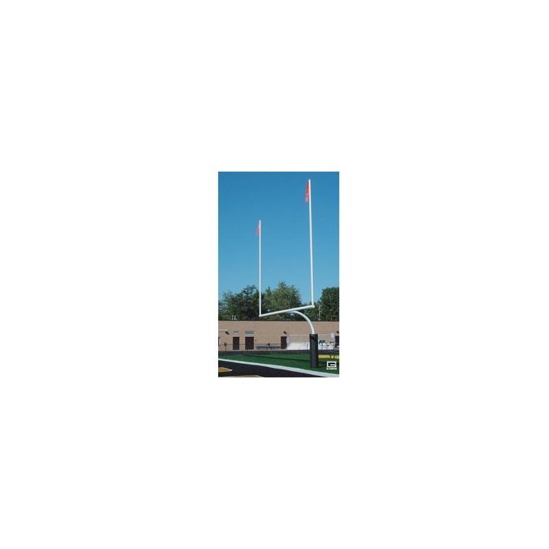 "Gared RedZone 4-1/2"" Football Goalpost Ground Sleeve  (FGP400GS)"