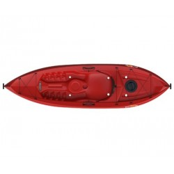 Lifetime 10' Sit-On-Top Tamarack 120 Kayak - Red (90486)
