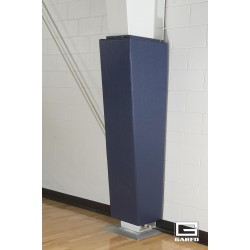 "Gared I-Beam Wrap: Polyurethane for 12"" Beam for 6' Tall, 10"" x 6' x 2"" (4212-STD)"