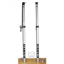 Gared RallyLine Scholastic Aluminum Telescopic Upright (6107)