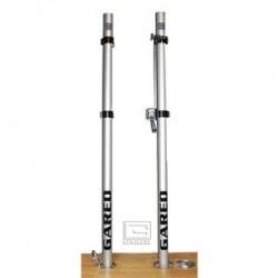 Gared RallyLine Scholastic Aluminum Upright (6007)