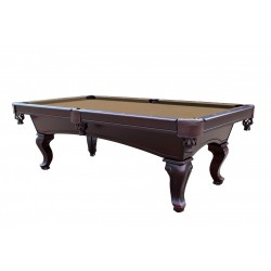 Monterey 8' Slate Pool Table With Camel Felt (NG2585CA)