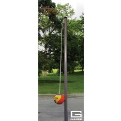 Gared Sleeve-Type Tetherball System, Ground Sleeve Installation, includes sleeve (6812)
