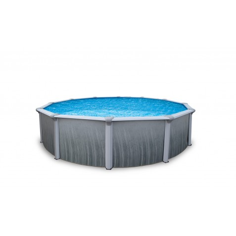 Blue Wave Martinique 21' Round 52 Above Ground Pool (NB2613)