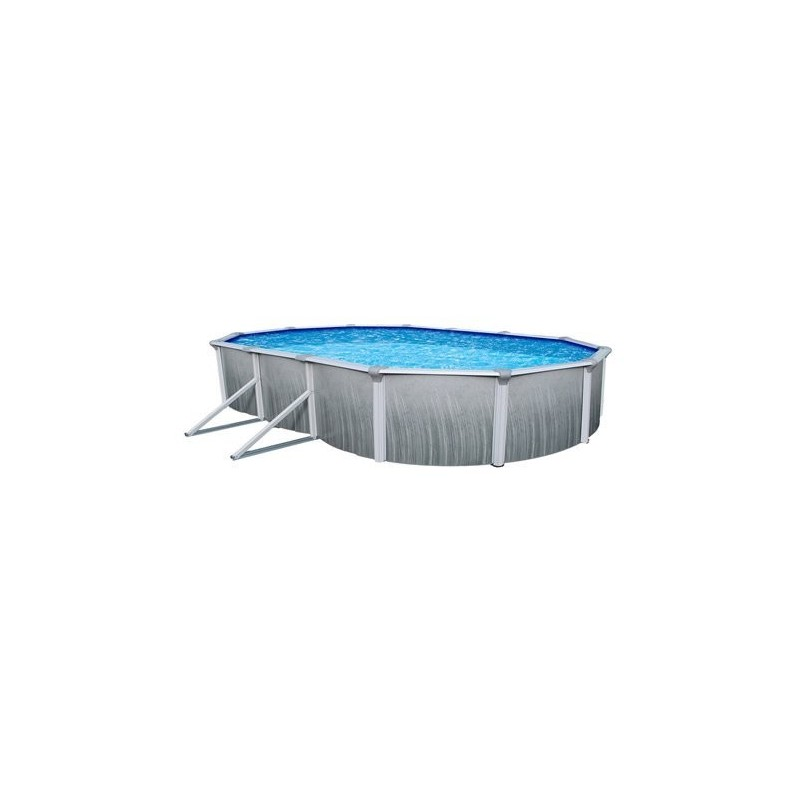 Blue Wave Martinique 21x41 Oval 52 Above Ground Pool (NB2626)