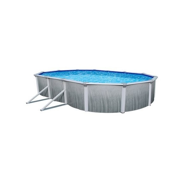 Blue wave martinique 21x41 oval 52 above ground pool nb2626 for Above ground swimming pools for sale near me