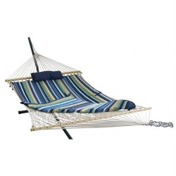Blue Wave 12' Single Hammock Set (NU3105)