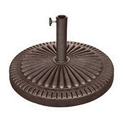 Blue Wave Cast Iron 65 lb Base for 9' Umbrellas (NU5405A)