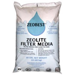 Blue Wave Zeobest Sand Alternative 50 Lb. (NA511)