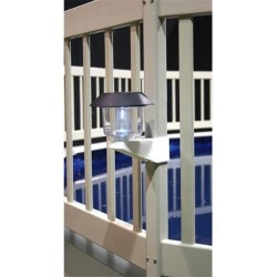 Blue Wave Solar Fence Light With Bracket (NA424)