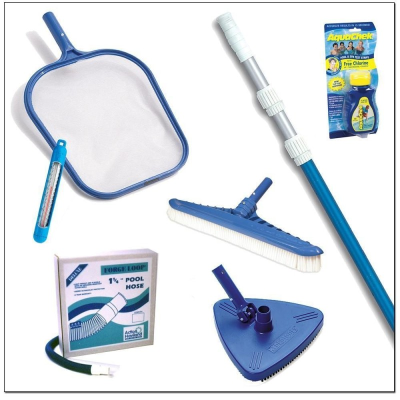 Blue Wave Standard Pool Maintenance Kit (NA390)