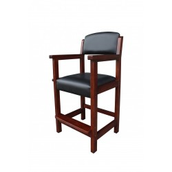 Cambridge Antique Walnut Spectator Chair (NG2556W)