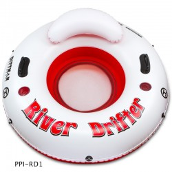 AirBedz River Drifter One Person Float Tube (PPI-RD1)