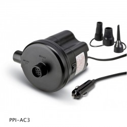 AirBedz Pittman Outdoors 12V Portable DC Air Pump (PPI-AC3)