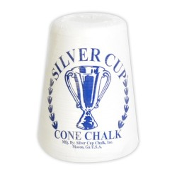 Silver Cup Cone Talc Chalk - Each (NG2547)