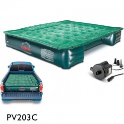 "AirBedz Mid-Size 6'-6.5' Short Truck Bed Air Mattress (72""x55""x12"") With Portable DC Pump (PPI-PV203C)"