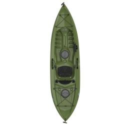 Lifetime Tamarack Olive Muskie Angler 10-foot Sit On Top Fishing Kayak (90539)
