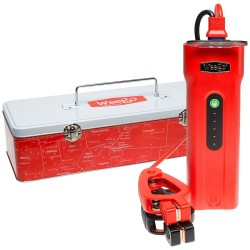 Weego Car Jump Starter Charger w/ USB Charger & Flashlight (N66)