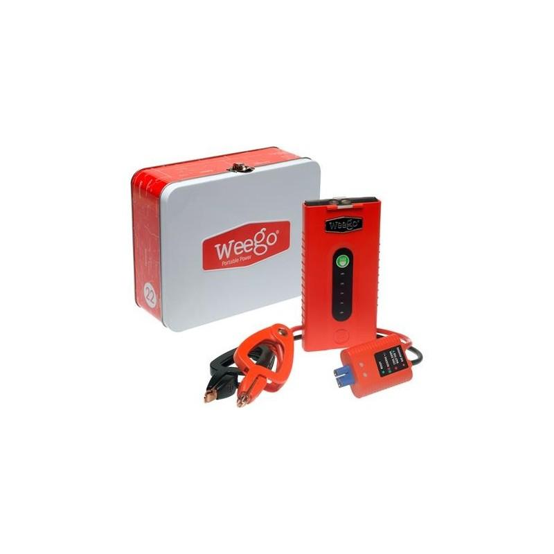 Weego Jump Starter Charger (N22)