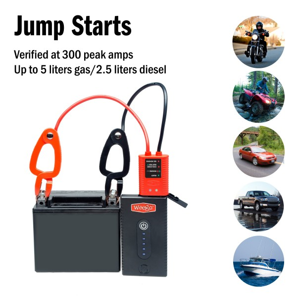 Weego Jump Starter Charger (N22S