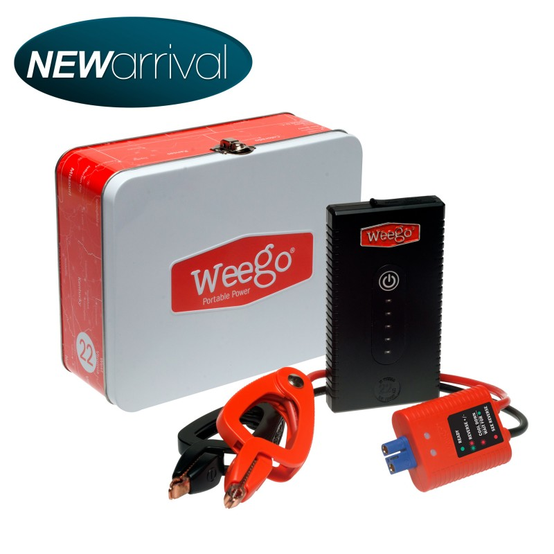 Weego Jump Starter Charger (N22S)