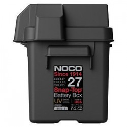 NOCO Company Snap Top Battery Box - Heavy Duty (HM327BK)