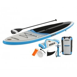 Lifetime Tidal Inflatable Stand Up Paddleboard - White (90802)