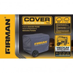 Firman Portable Generator Cover - Medium (1002)