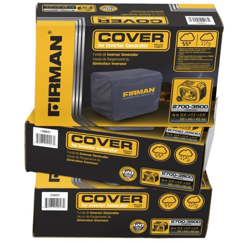 Firman Inverter Generator Cover - Large (1007)
