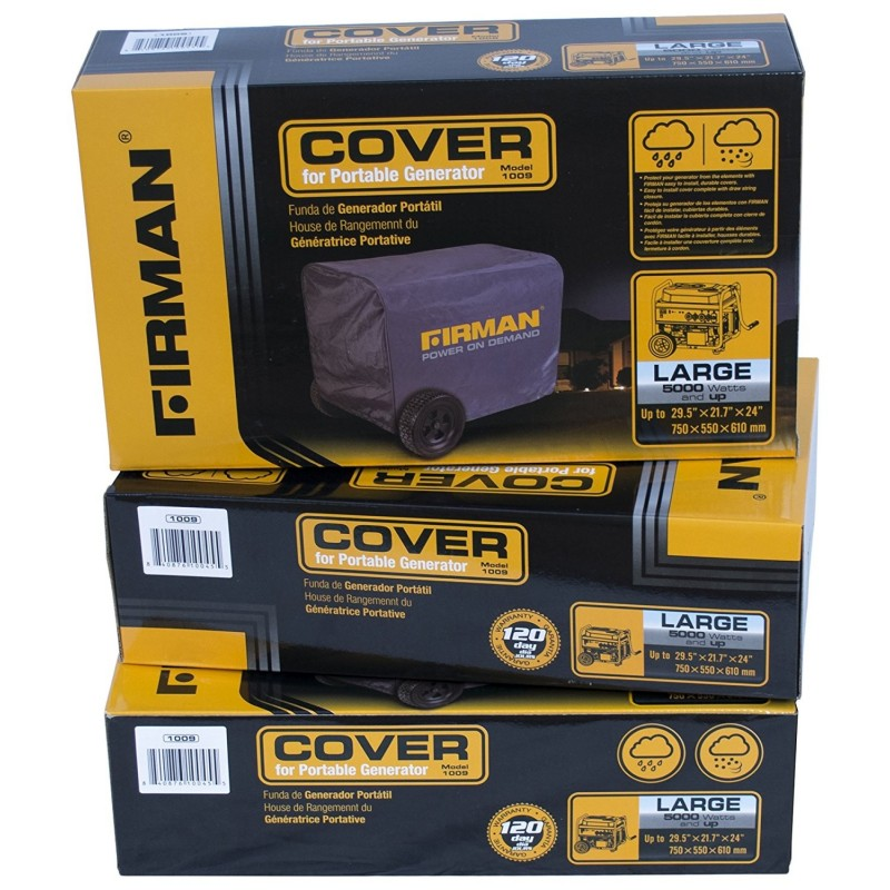 Firman Portable Generator Cover - Large (1009)