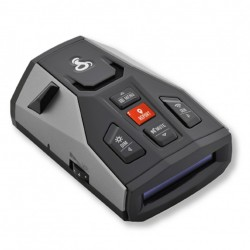 Cobra Radar Detector W / Bluetooth (0180003-1)