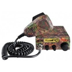 Cobra Compact CB Radio with RealTree Camo (19 DX IV)