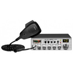 Cobra Classic Professional CB Radio w/ New Front Connection Mic (29 LTD)