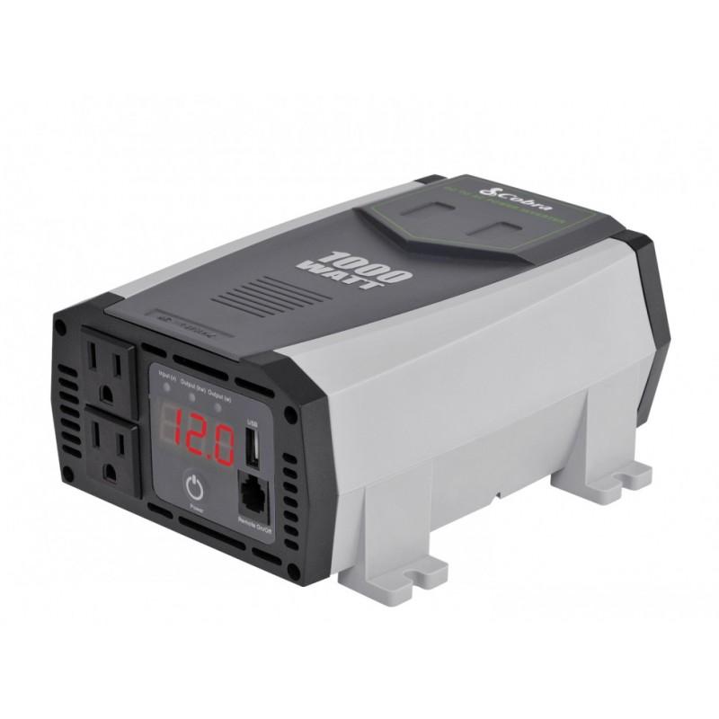 Cobra Professional 1000 Watt Power Inverter (CPI 1090)