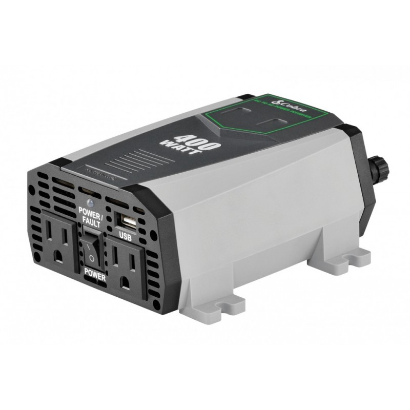 Cobra Compact 400 Watt Power Inverter (CPI 490)