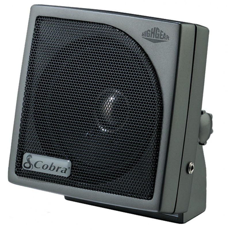 Cobra Dynamic External CB Speaker with Noise Filter (HG S300)