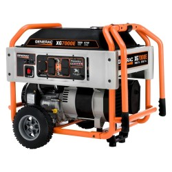 Generac XG Series 7 kW Electric-Manual Start Portable Generator (5798)