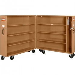 Knaack JOBMASTER Rolling Cabinet, 60.9 cu ft (Model 100)