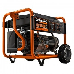 Generac GP Series 6,5 kW Manual Start Portable Generator (5940)