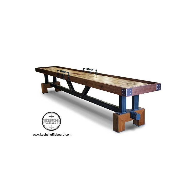Kush 12ft Signature Shuffleboard Table (012)