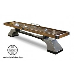 Kush 14ft Nine Pin Shuffleboard Table (043)