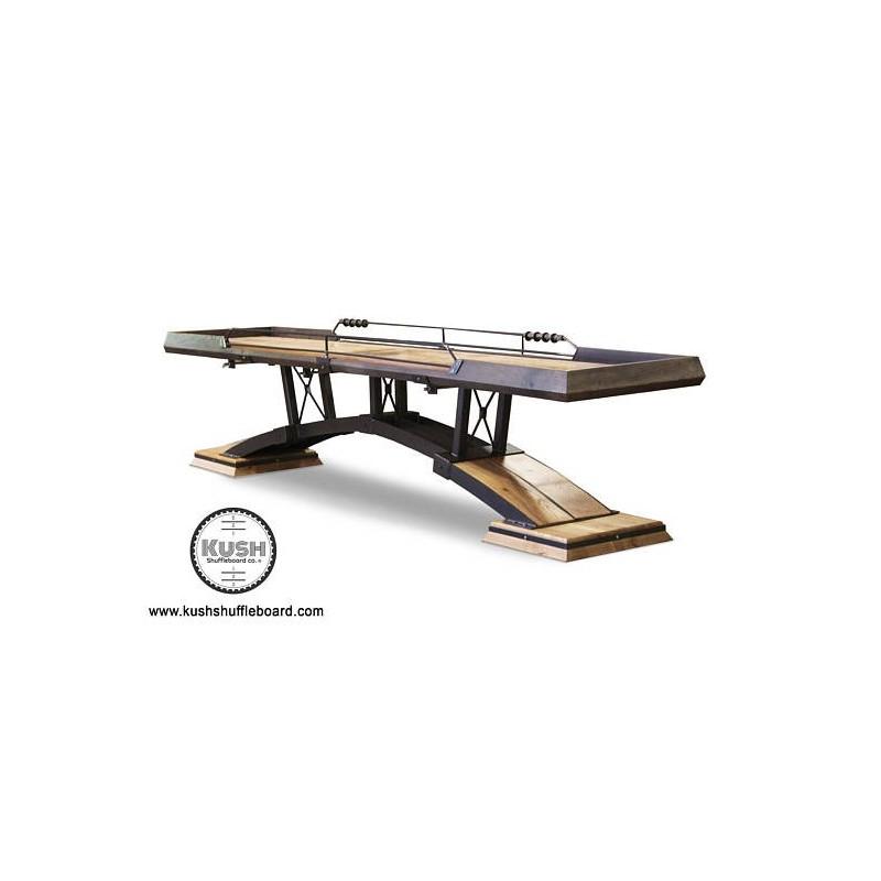 Kush 10ft Kirsch Shuffleboard Table (051)