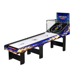 Hot Shot 8 Ft. Skee Ball Table (NG2015)